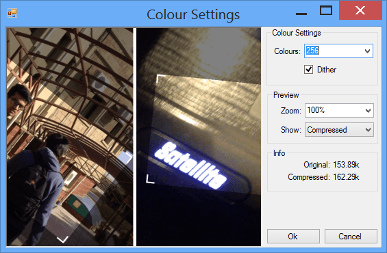 Batch Compress PNG Images Losslessly On Windows With PNGoo.