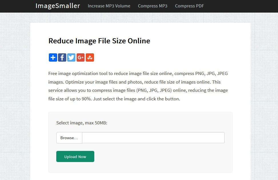 Compress PNGJPEG images online with web tools.