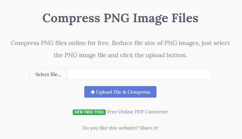 How To Reduce PNG File Size Of A Photo 2019.