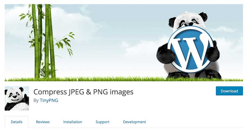 Guide to WordPress Image Compression.