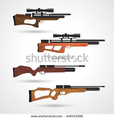 Air Rifle Stock Vectors, Images & Vector Art.