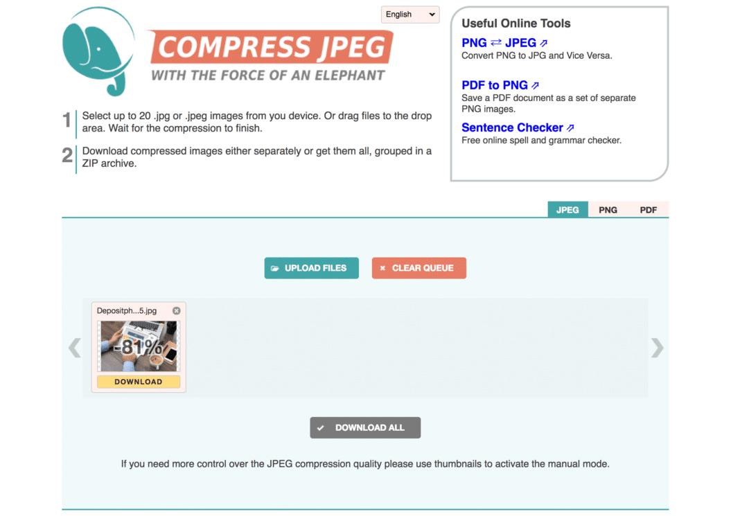 Comment et pourquoi compresser ses images ou photos en ligne ?.