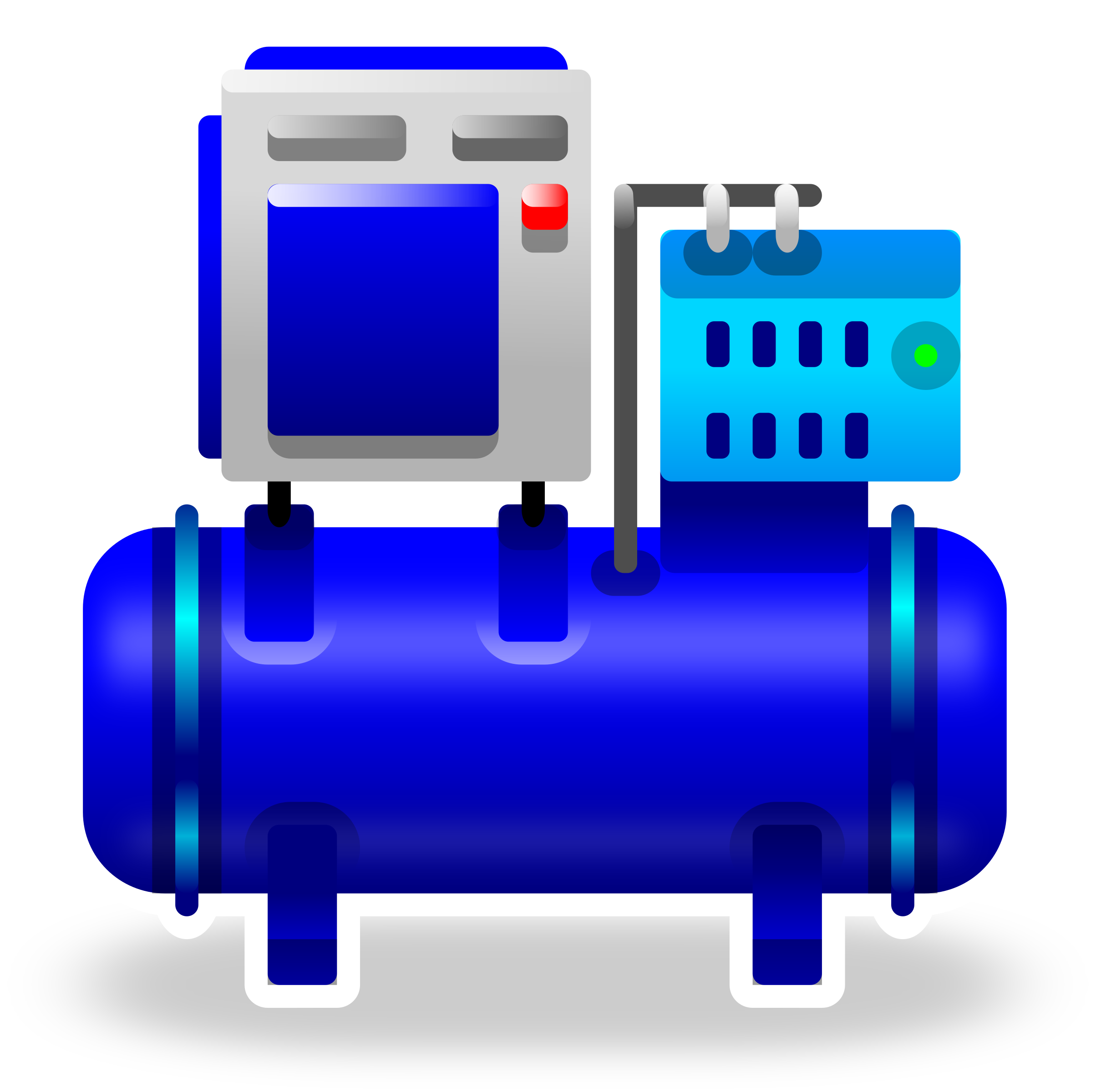 Air compressor clipart.