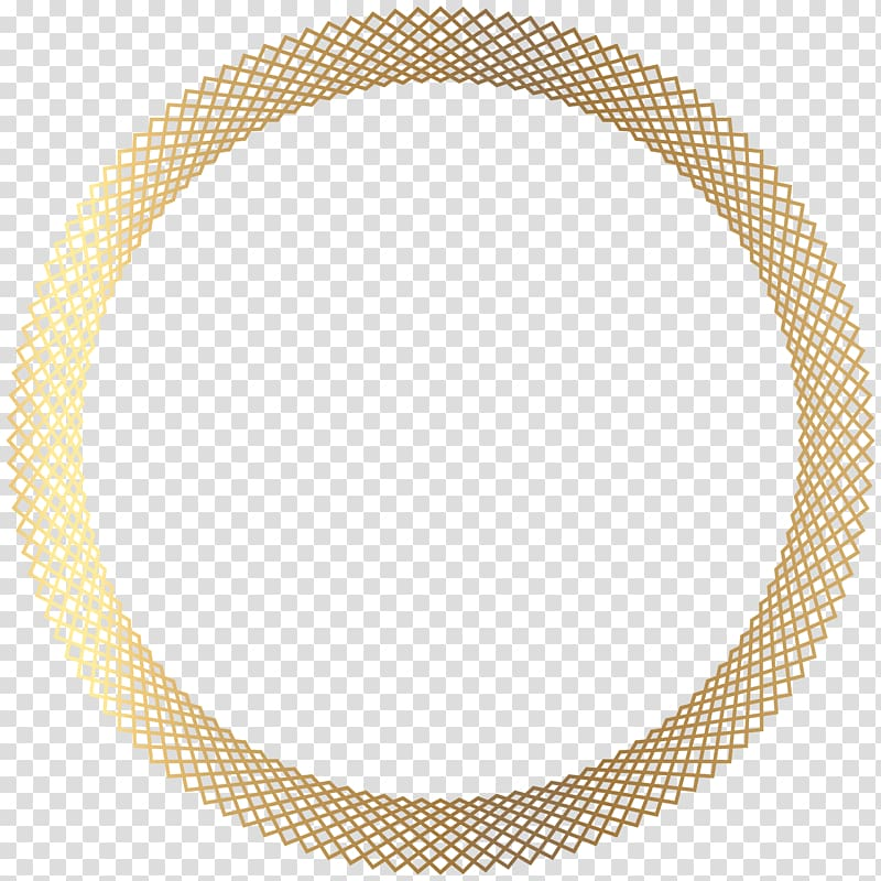 File formats Lossless compression, Deco Gold Round Border , round.