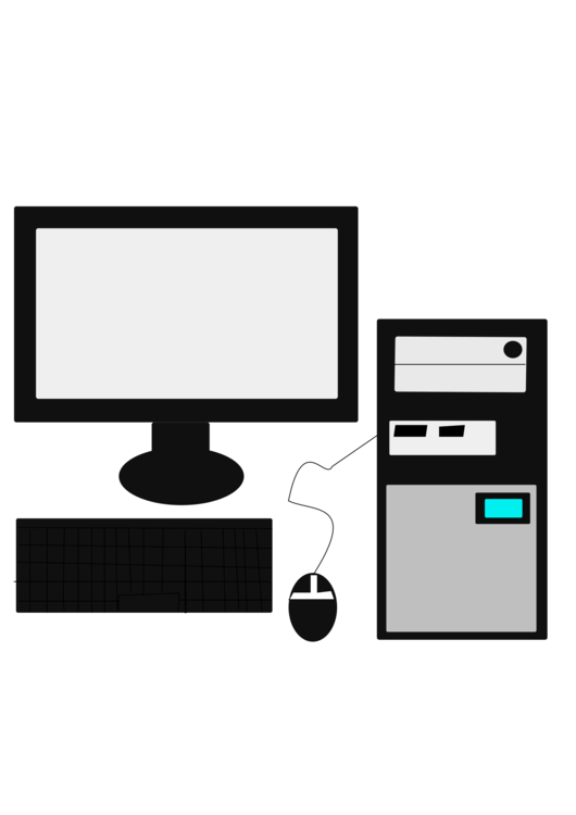 Computer Monitor,Output Device,Desktop Computer PNG Clipart.
