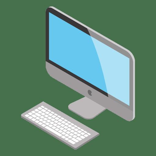 Computador Animado Png Vector, Clipart, PSD.