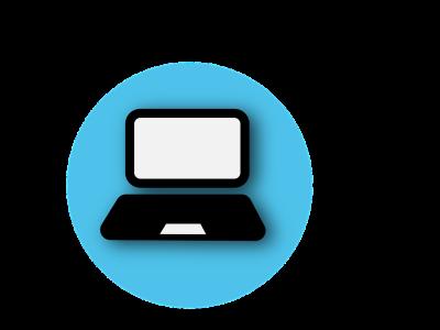 Computadora PNG.