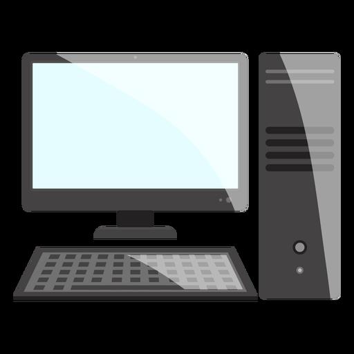 Ilustración de computadora.