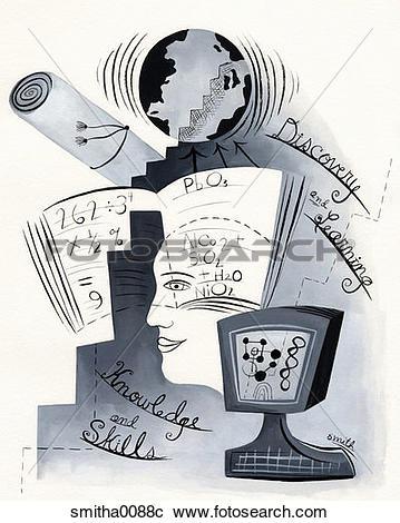 Stock Photography of equations, math, math equations, computations.