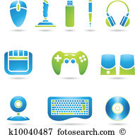Computer accessory Clip Art and Illustration. 4,599 computer.