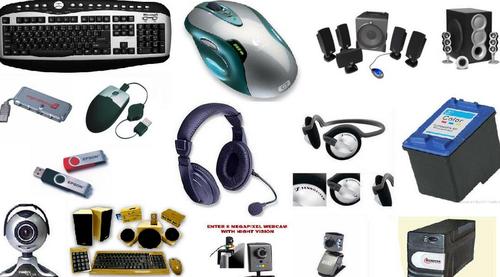 Computer Accessories, कंप्यूटर के सहायक उपकरण.
