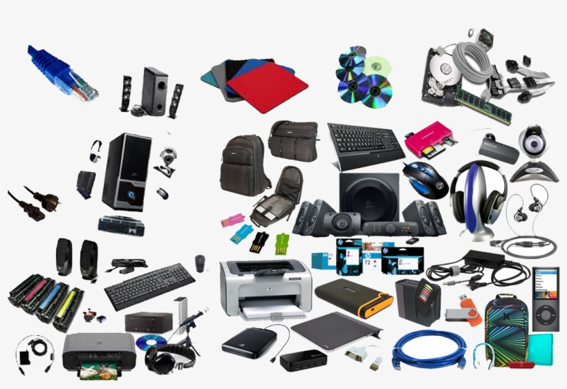 Computer Accessories Png Download.