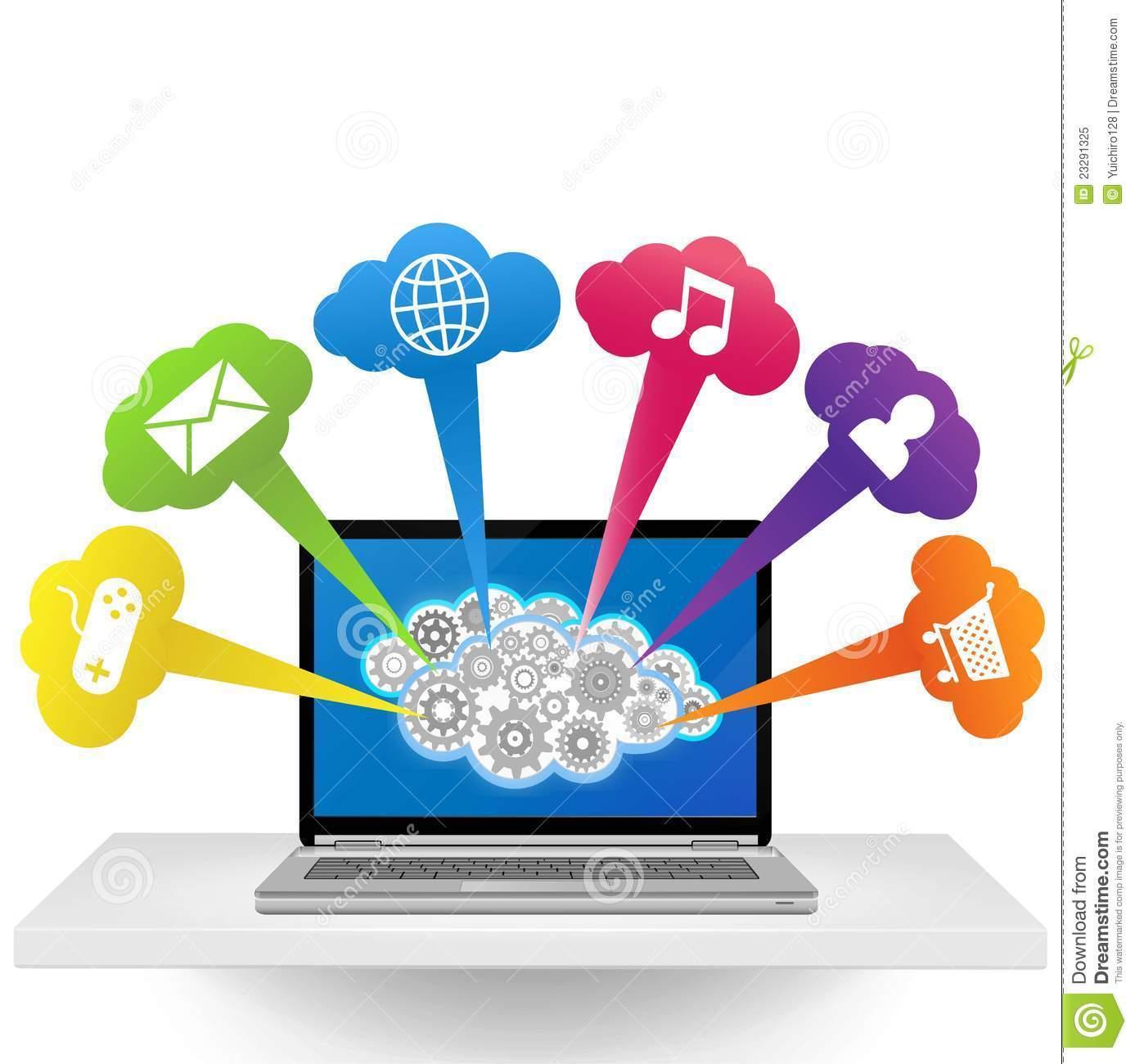 Computer application clipart 1 » Clipart Portal.
