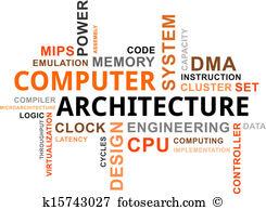 Micro architecture Clipart Illustrations. 24 micro architecture.