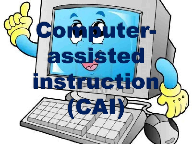 computer assisted instruction clipart #15