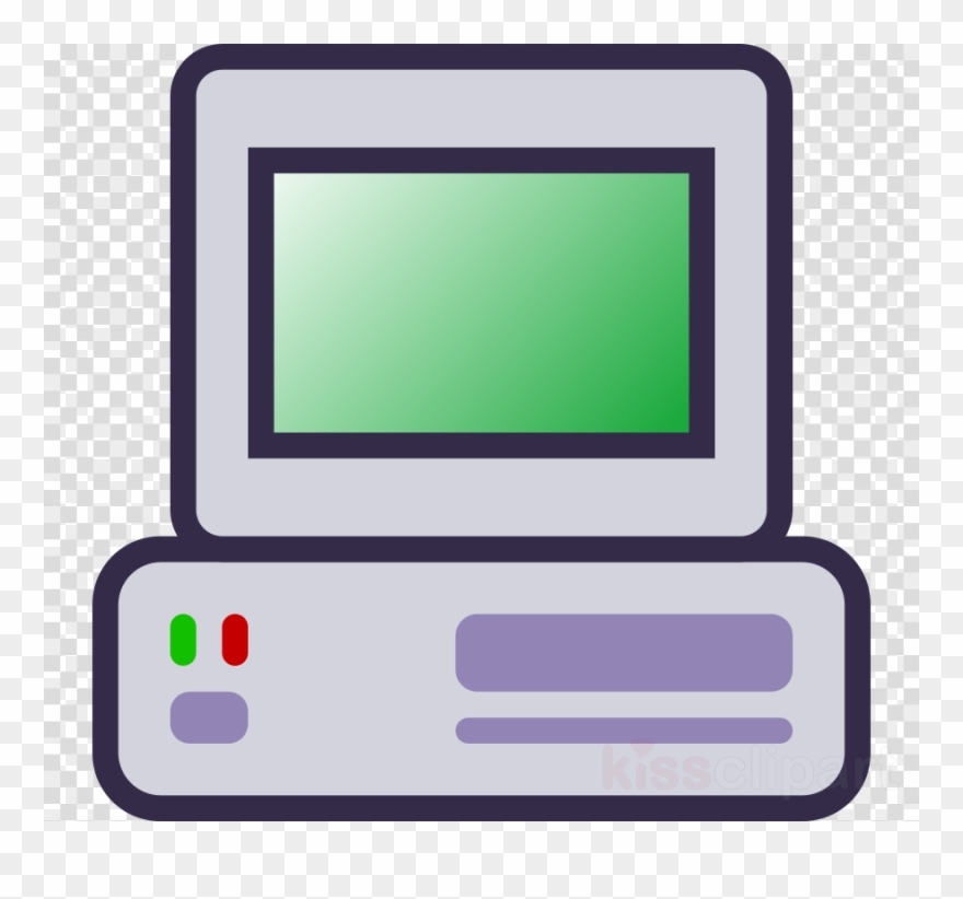Cartoon Computer Without Background Clipart Computer.