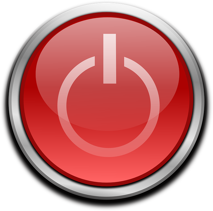 Button Power Computer.
