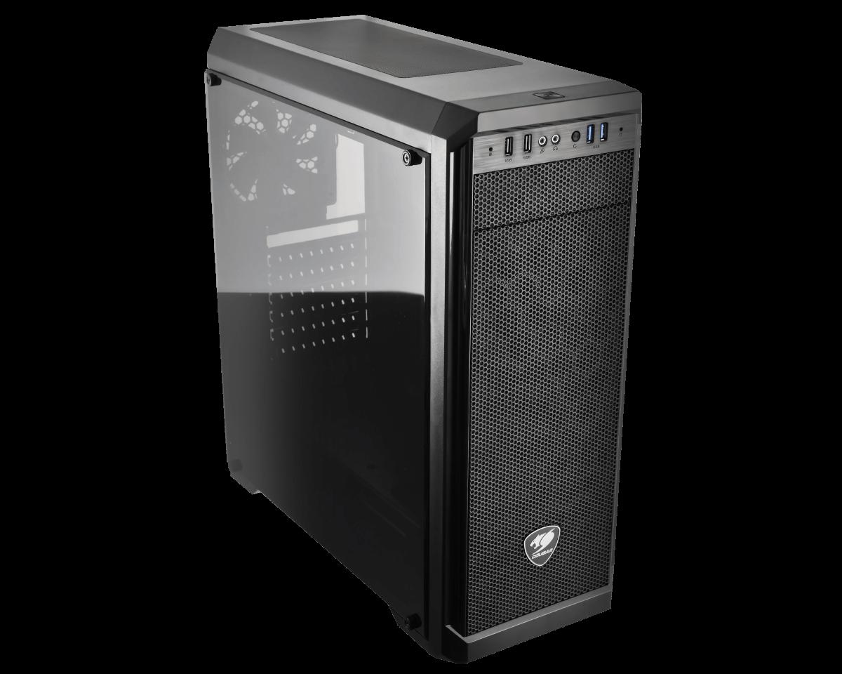 COUGAR MX330 Gaming PC Case.