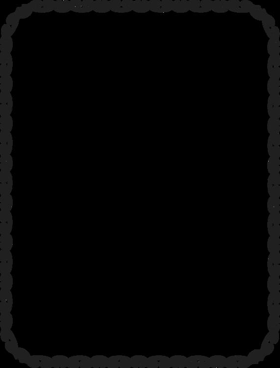 Computer Border Clipart.