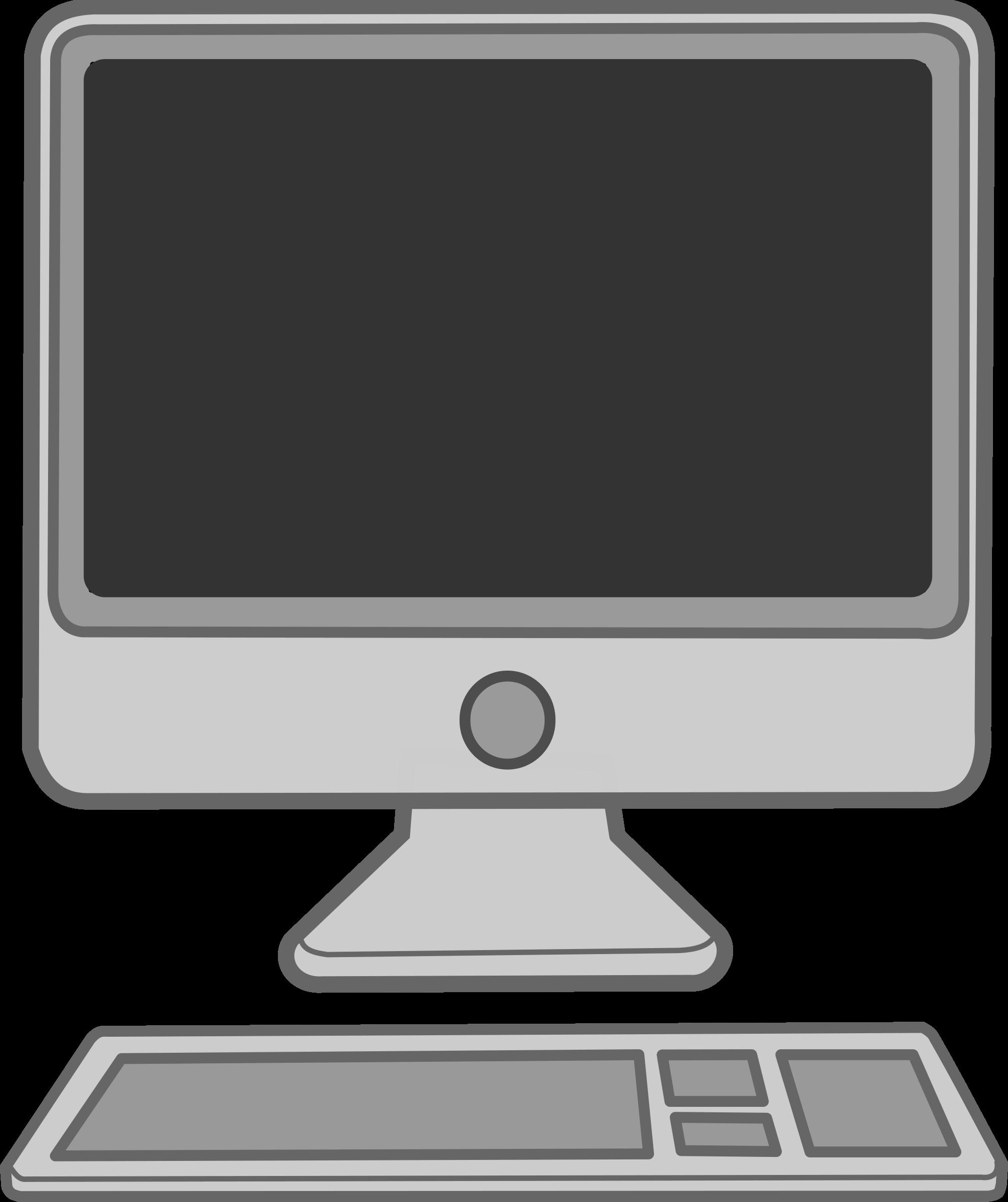 computer clipart Clip art of computer #clipart.