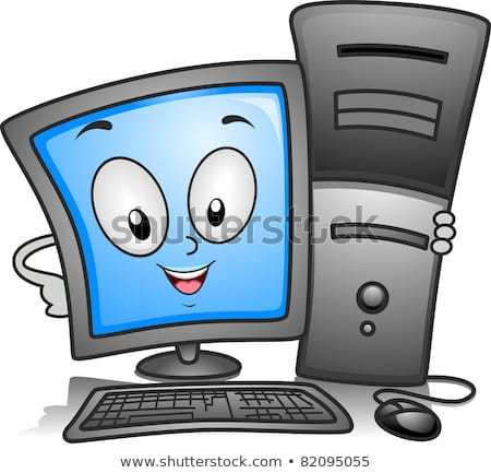Computer cpu clipart for kids » Clipart Portal.