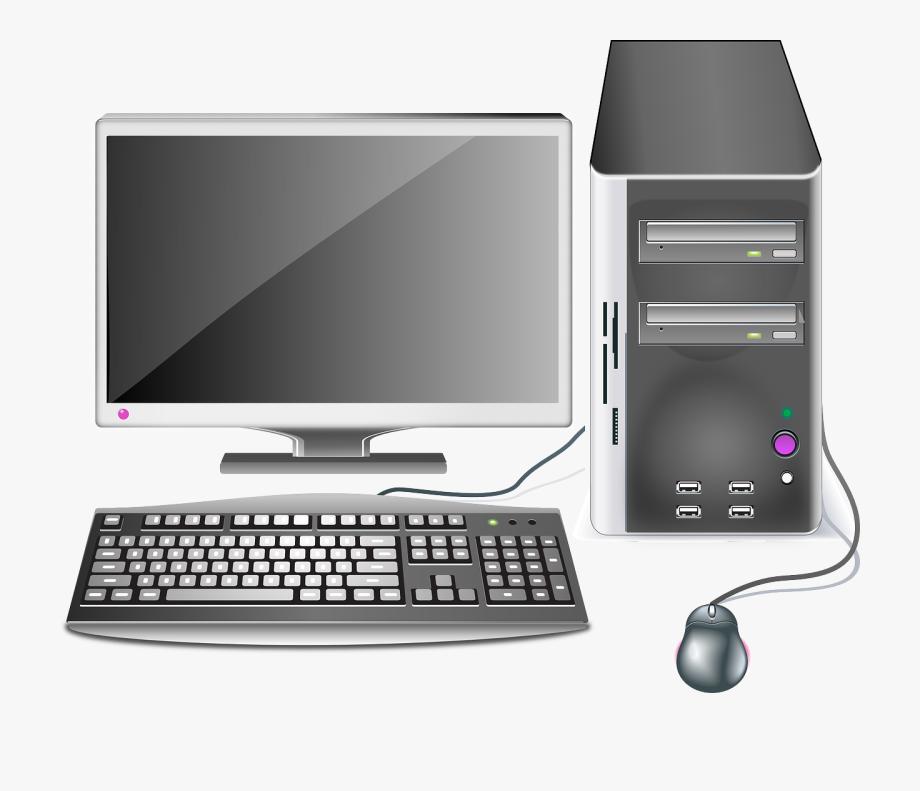 Computer Clip Art Free Download Clipart Images.