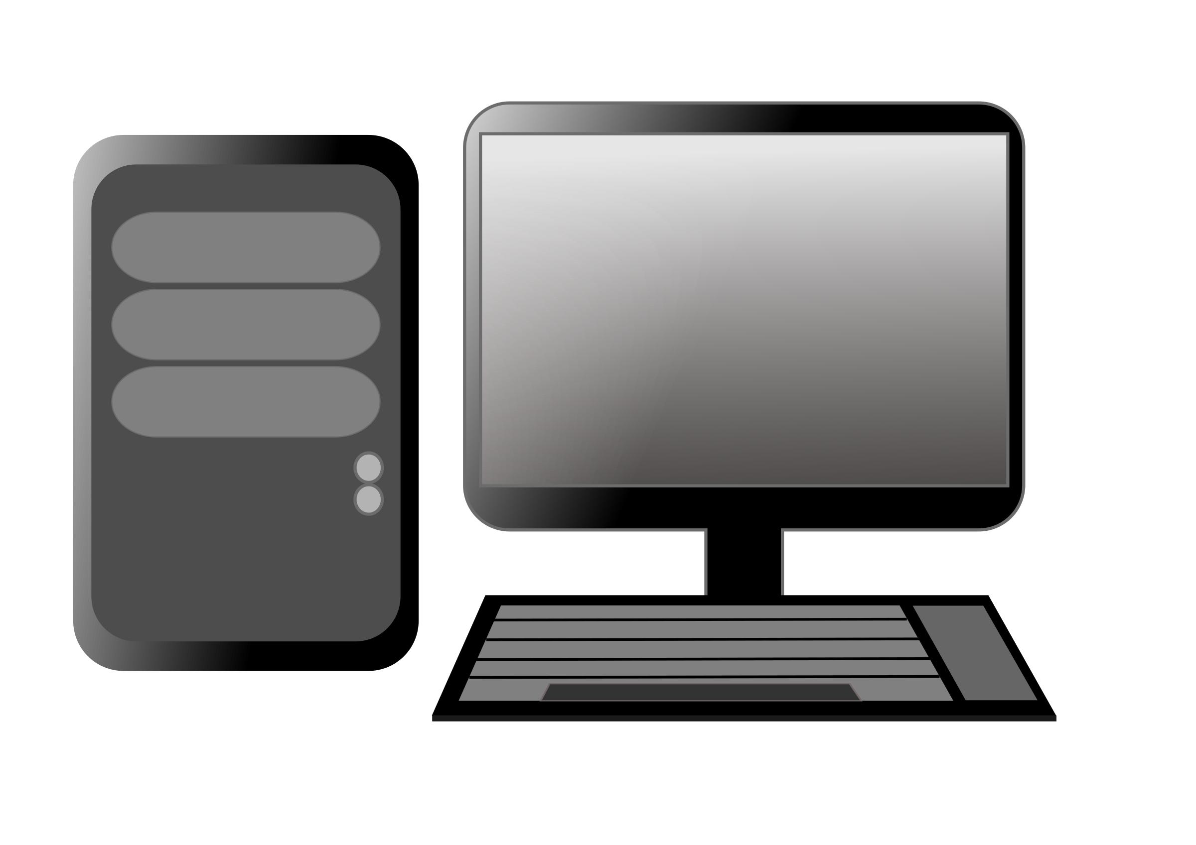 Computer Clipart.