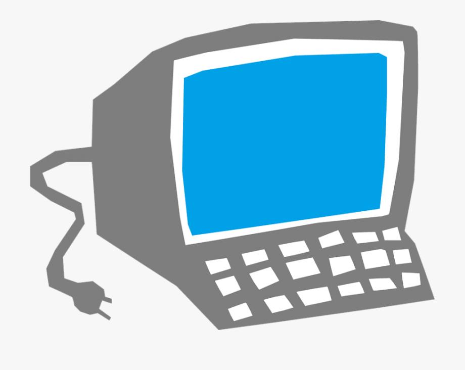 Cartoon Computer Png.