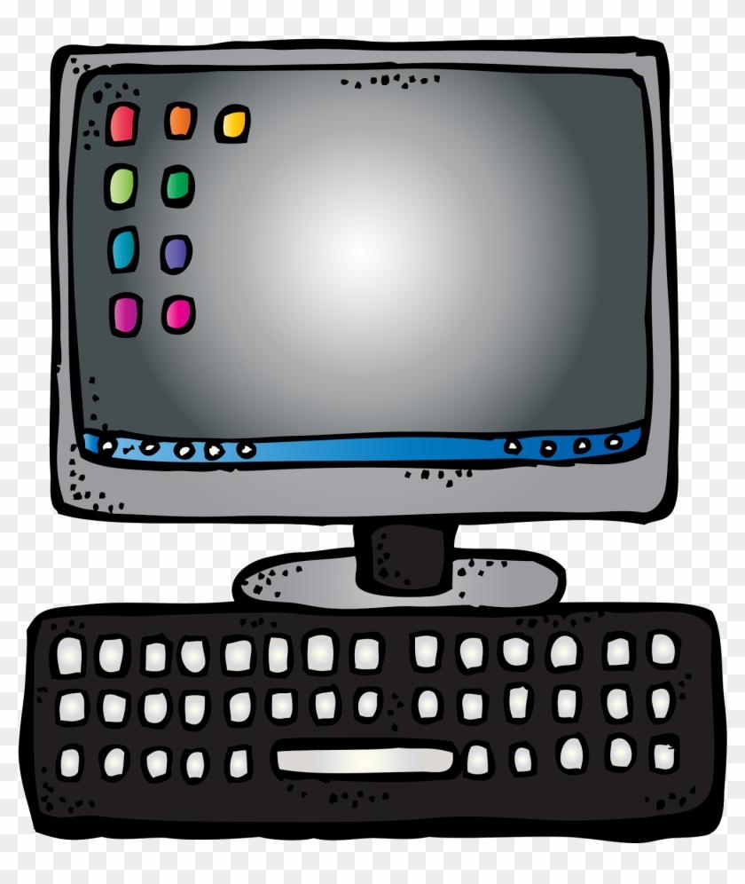 Melonheadz Computer Cliparts Free Download Clip Art.