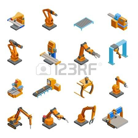 230 Computer Controlled Stock Vector Illustration And Royalty Free.
