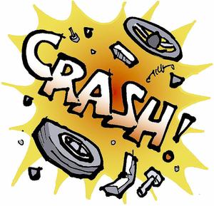 Computer Crash Picture Clipart.
