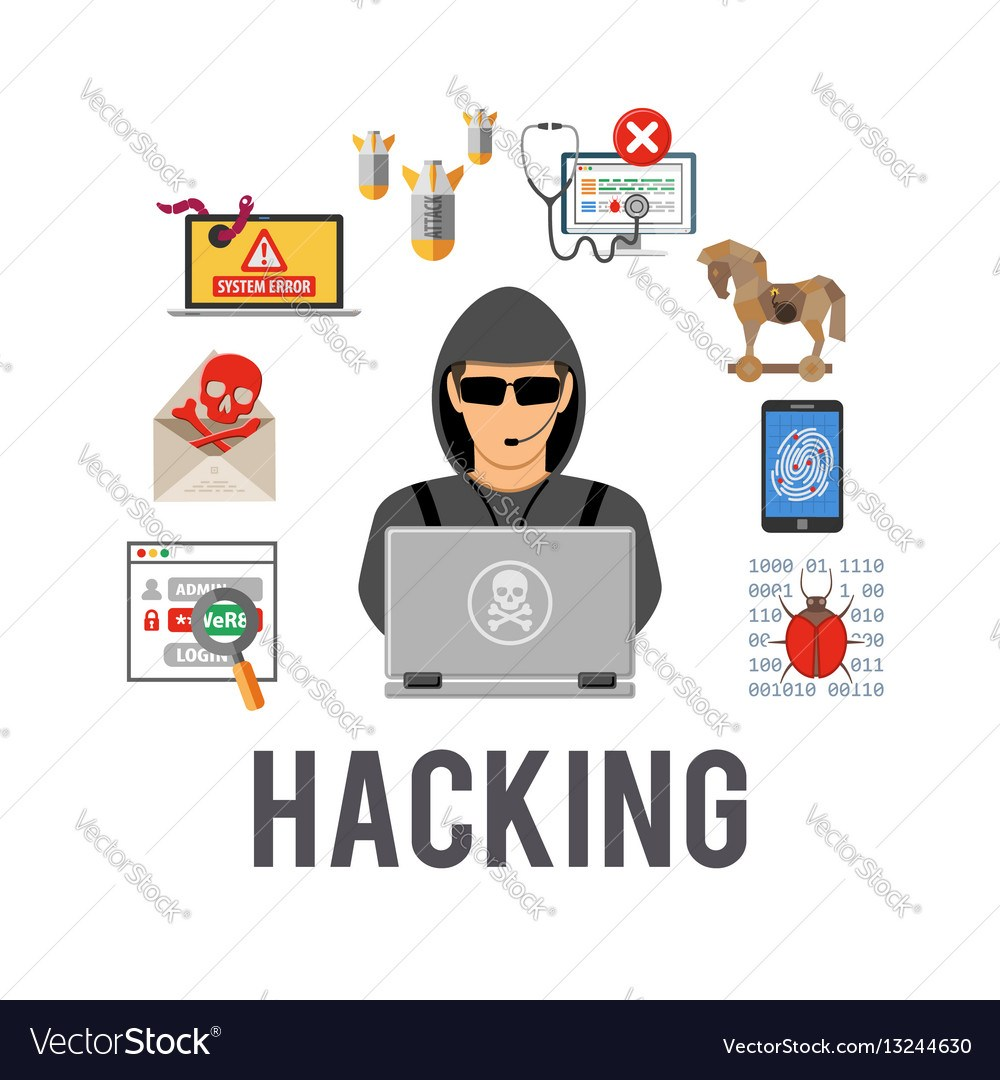 Computer crime clipart 9 » Clipart Portal.