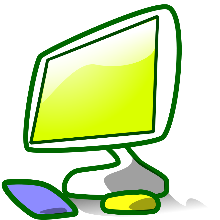 Free Computer Clipart.