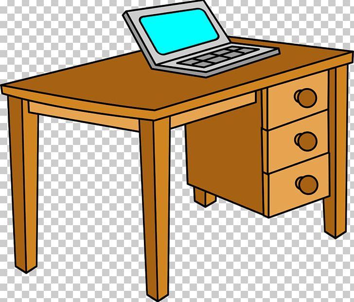 Table Computer Desk PNG, Clipart, Angle, Carteira Escolar, Computer.