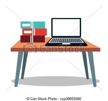 Computer table clipart 2 » Clipart Portal.