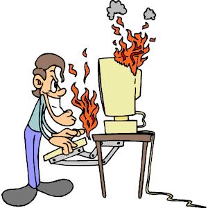 Computer Frustration 2.