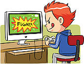 Computer game Clip Art Illustrations. 20,099 computer game clipart.