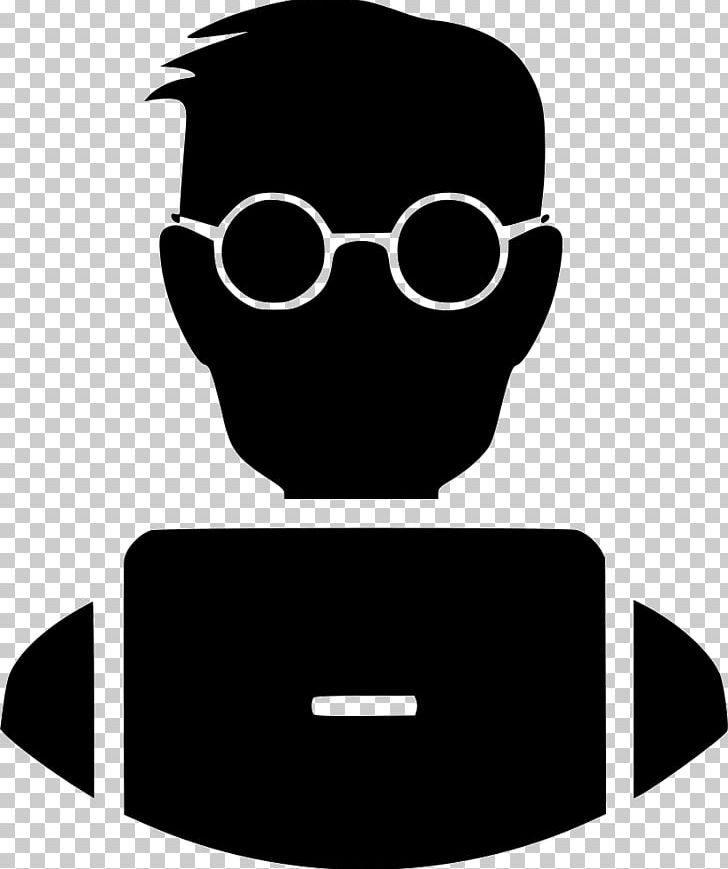 Nerd Computer Icons Geek PNG, Clipart, Black, Black And White.