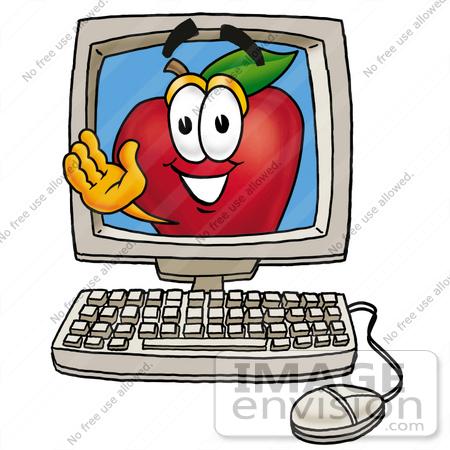 Clip Art Computer Graphics.