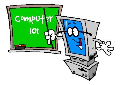 Computer help clipart.
