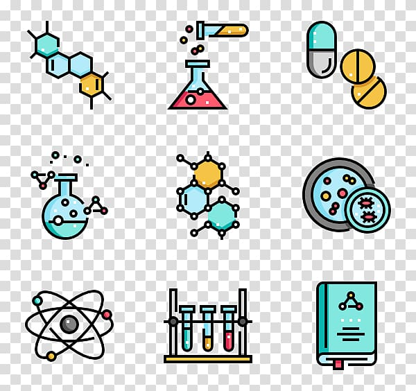 Laboratory tools illustration, Science Computer Icons.