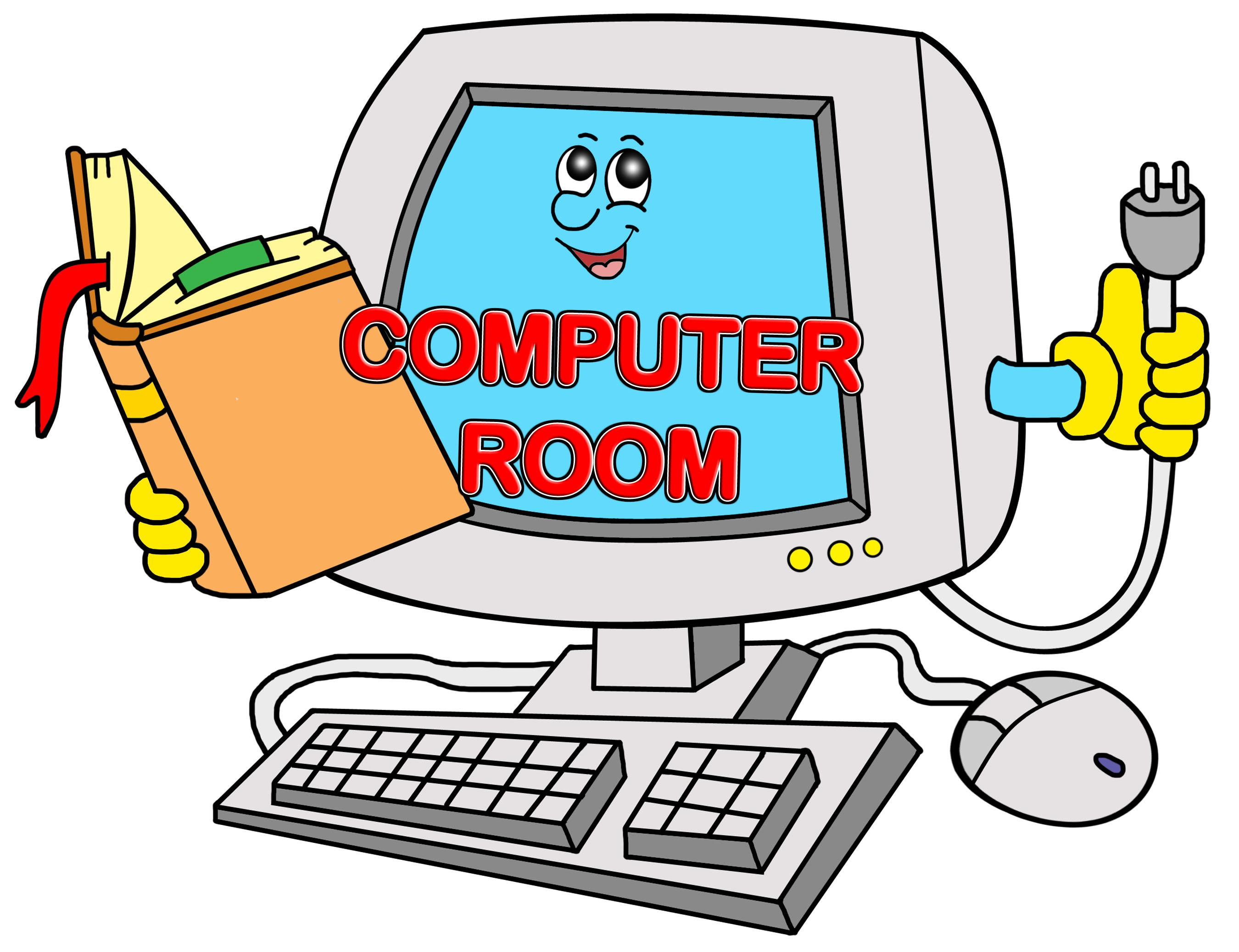 Best Computer Lab Clipart #28477.
