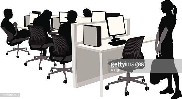 53 Computer Lab Stock Illustrations, Clip art, Cartoons & Icons.