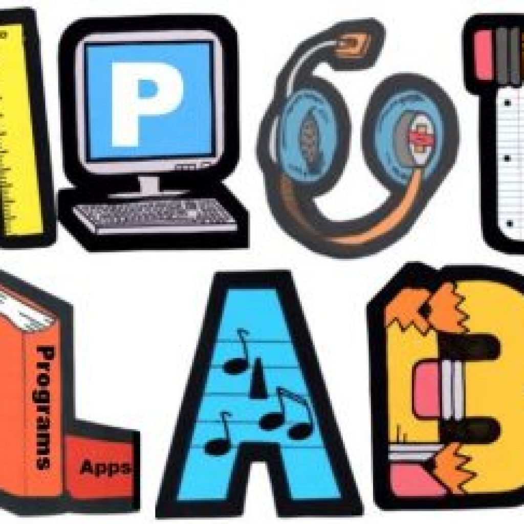 Computer Lab Clipart.