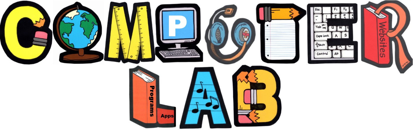 Computer lab clipart 5 » Clipart Station.