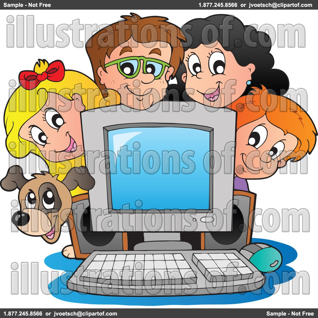Computer lab clipart for kids 4 » Clipart Portal.