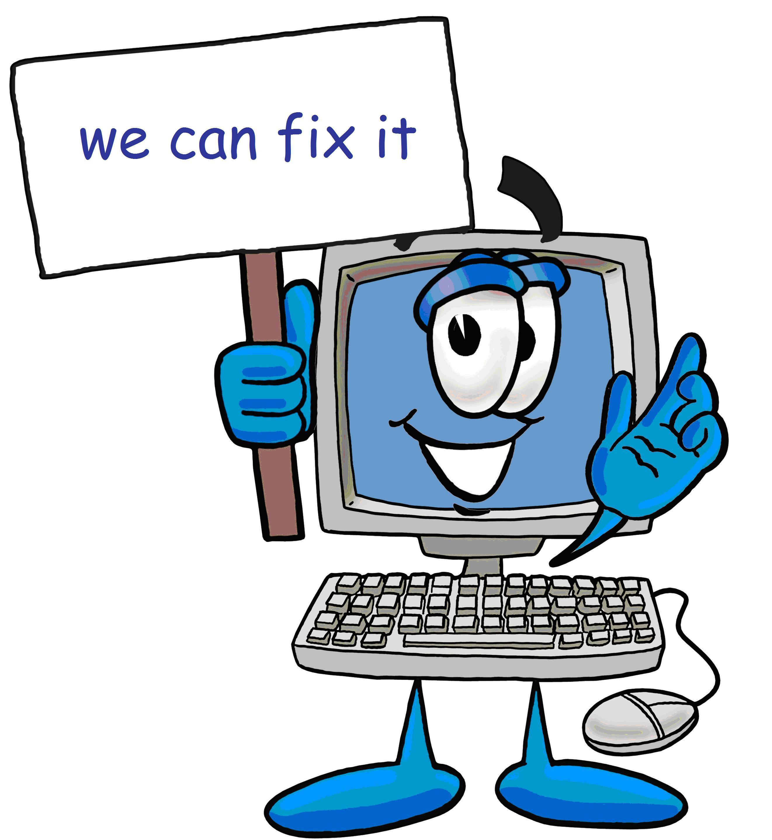 Pc clipart computer maintenance, Pc computer maintenance.