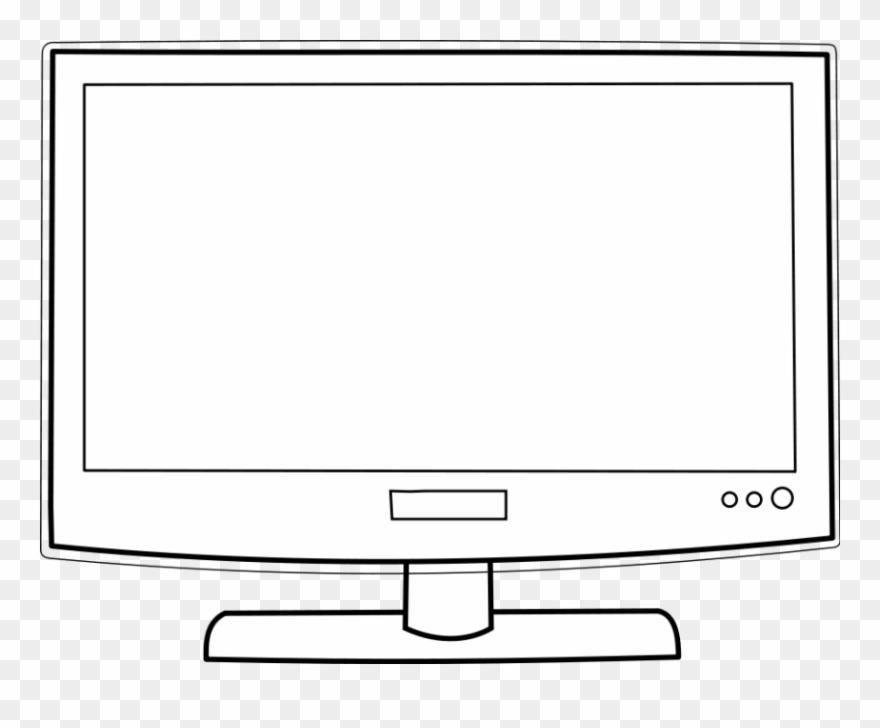 Big Screen Tv Clip Art Cliparts.