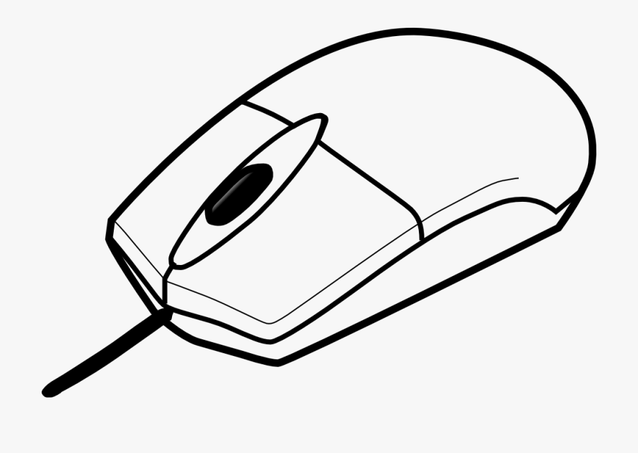 Free Computer Mouse Clipart.