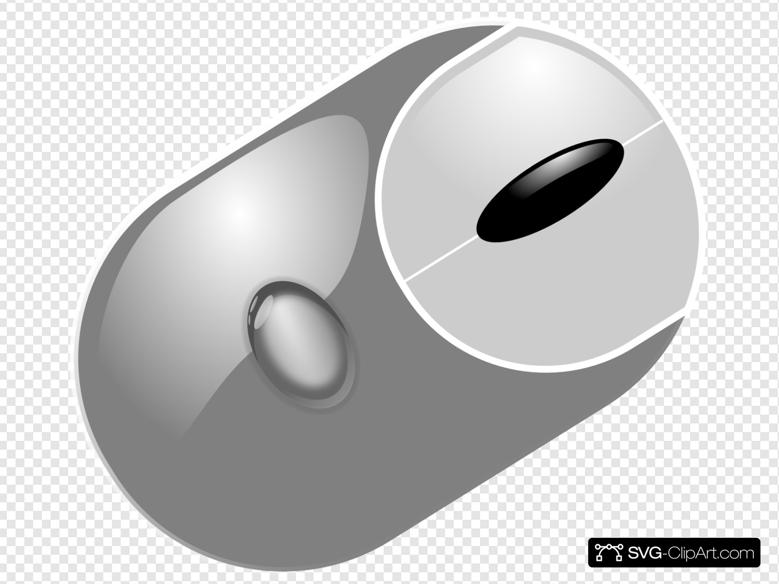 Computer Mouse Clip art, Icon and SVG.